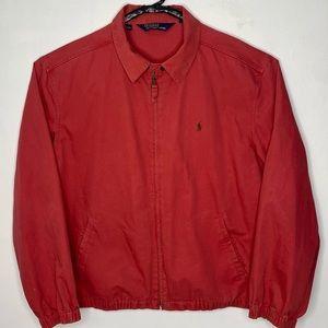 Polo Ralph Lauren Men's Harrington Bomber Jacket